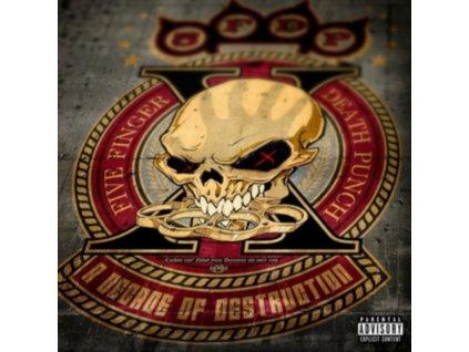 FIVE FINGER DEATH PUNCH - A Decade Of Destruction (LP)