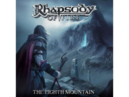 RHAPSODY OF FIRE - The Eighth Mountain (Uk Exclusive Gold Vinyl) (LP)
