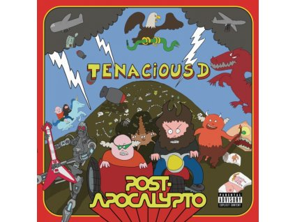 TENACIOUS D - Post-Apocalypto (Picture Disc) (LP)