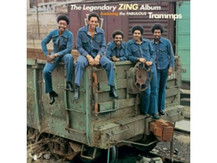TRAMMPS - The Legendary Zing Album (LP)