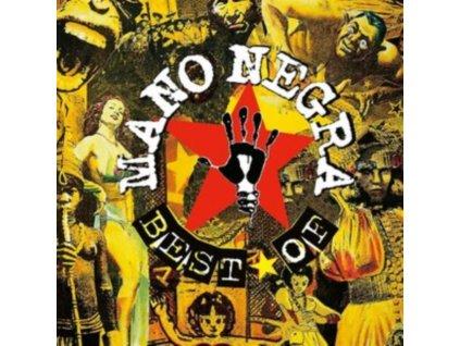 MANO NEGRA - Best Of(First Vinyl Edition) (LP)