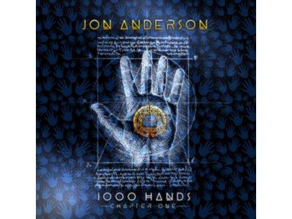 JON ANDERSON - 1000 Hands (LP)