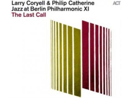 LARRY CORYELL & PHILIP CATHERINE - Jazz At Berlin Philharmonic Xi: The Last Call (LP)