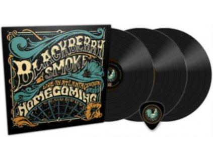 BLACKBERRY SMOKE - Homecoming (Live In Atlanta) (+Guitar Plectrum) (LP)