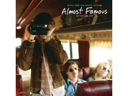 VARIOUS ARTISTS - Almost Famous - Original Soundtrack (20th Anniversary Deluxe Edition) (LP)