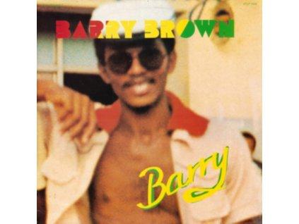 BARRY BROWN - Barry (LP)