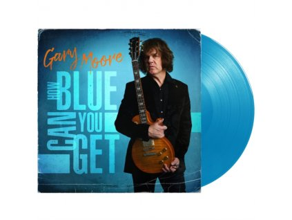 GARY MOORE - How Blue Can You Get (Light Blue Vinyl) (LP)