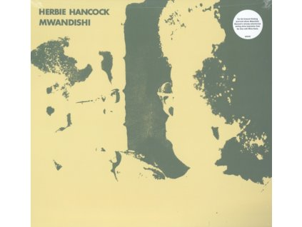 HERBIE HANCOCK - Mwandishi (LP)