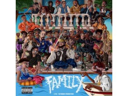 DJ SCHEME - Family (LP)