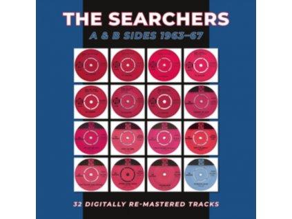 THE SEARCHERS - A & B Sides 1963-67 (LP)
