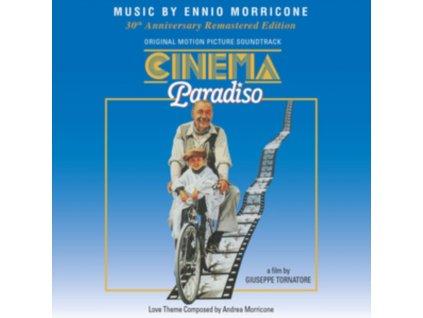 ENNIO MORRICONE - Cinema Paradiso (CD)