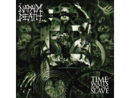NAPALM DEATH - Time Waits For No Slave (LP)