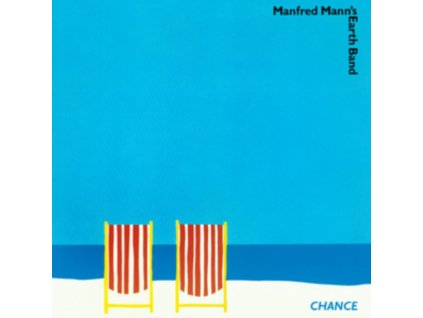 MANFRED MANNS EARTH BAND - Chance (LP)
