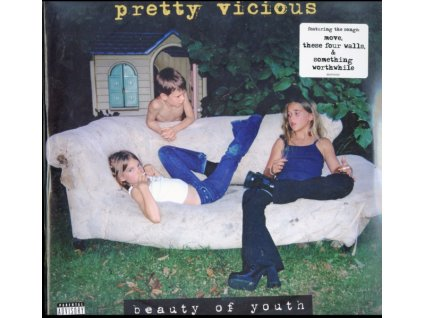 PRETTY VICIOUS - Beauty Of Youth (LP)