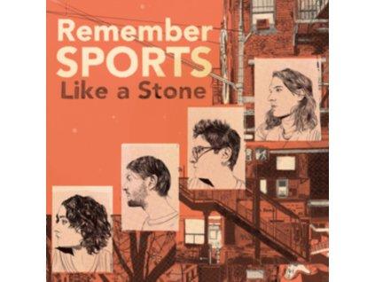 REMEMBER SPORTS - Like A Stone (LP)