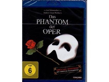 Fantom opery - Das Phantom der Oper (Blu-ray)
