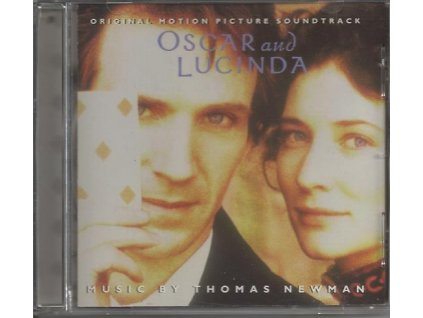 Oscar a Lucinda (soundtrack) Oscar and Lucinda