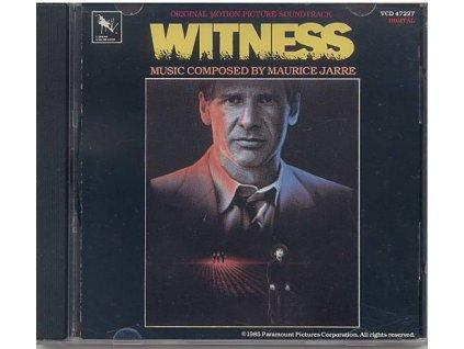 Svědek (soundtrack) Witness