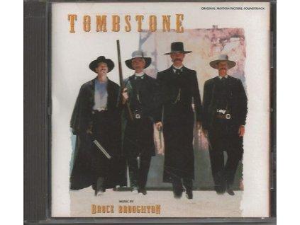 Tombstone soundtrack