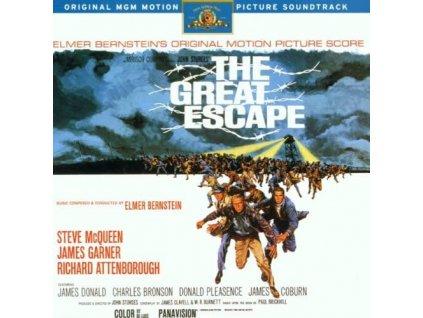 great escape soundtrack cd elmer bernstein