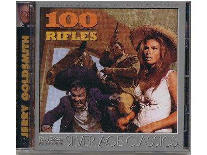 100 Pušek (soundtrack - CD) 100 Rifles