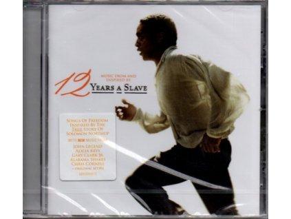 12 let v řetězech (soundtrack - CD) 12 Years a Slave