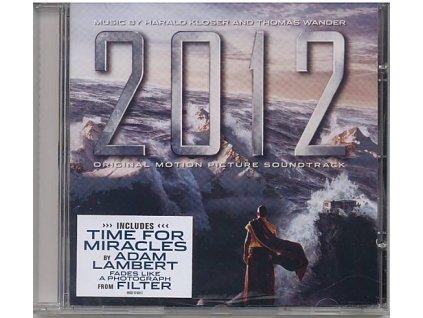 2012 (soundtrack - CD)