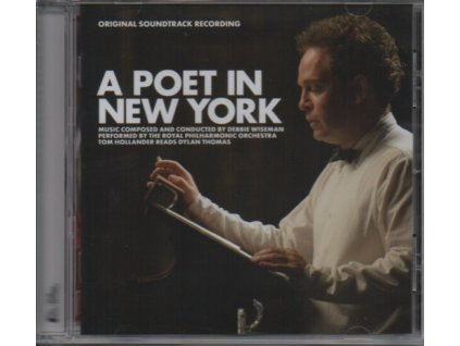 A Poet in New York (soundtrack - CD)