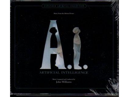 A.I. Umělá inteligence (score - CD) Artificial Intelligence: AI