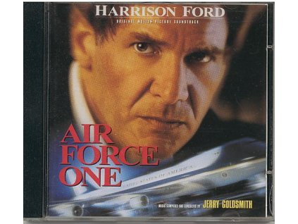 Air Force One (soundtrack - CD)