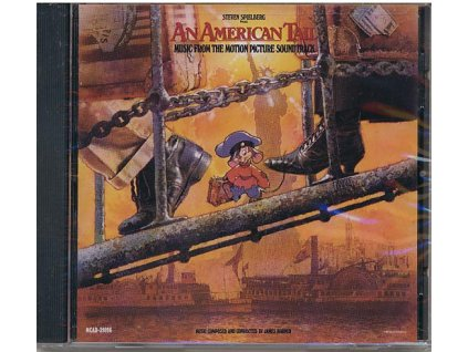 Americký ocásek (soundtrack - CD) An American Tail