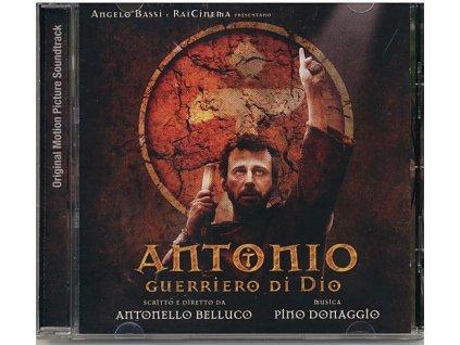 Antonio Guerriero di Dio (soundtrack - CD)