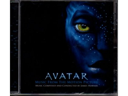 avatar soundtrack cd james horner