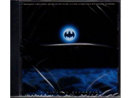 batman score cd danny elfman