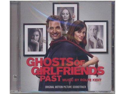 Bejvalek se nezbavíš (soundtrack - CD) Ghosts of Girlfriends Past