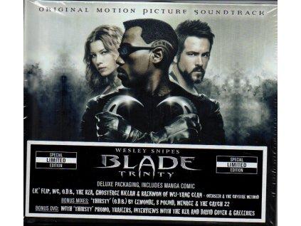 blade trinity soundtrack cd dvd
