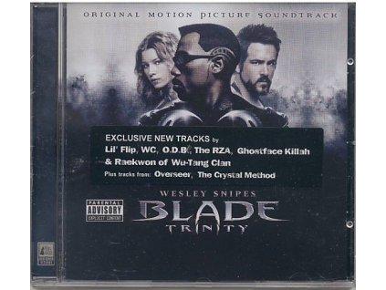 Blade: Trinity (soundtrack - CD)