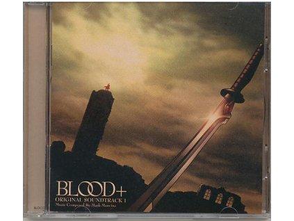Blood+ Original 1 (soundtrack - CD)