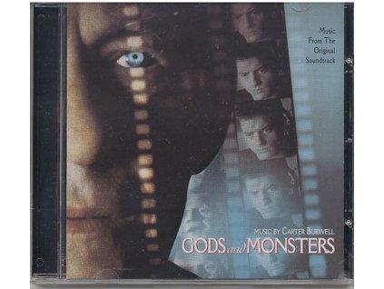 Bohové a monstra (soundtrack - CD) Gods and Monsters