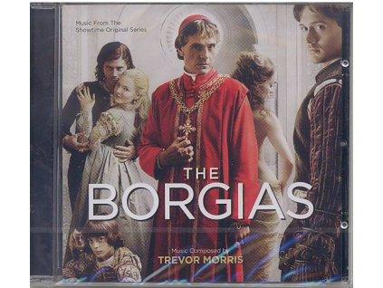 Borgiové (soundtrack - CD) The Borgias