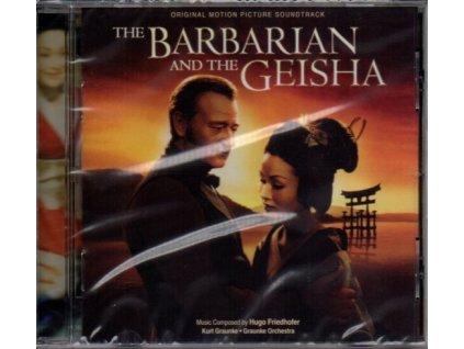Brutální sobota (soundtrack - CD) The Barbarian and the Geisha / Violent Saturday