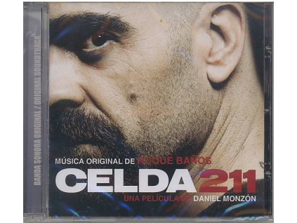Cela 211: Vězeňské peklo (soundtrack - CD) Celda 211