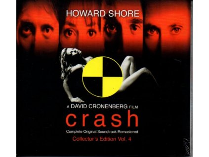Crash (soundtrack - CD)
