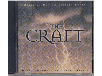 Čarodějky (score - CD) The Craft