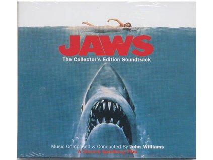 Čelisti (soundtrack - CD) Jaws (The Collectors Edition)