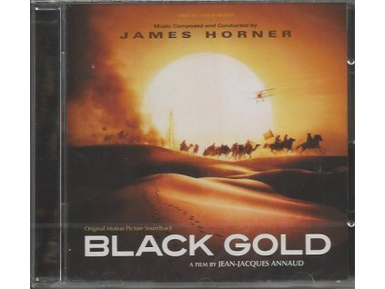 Černé zlato (soundtrack - CD) Black Gold