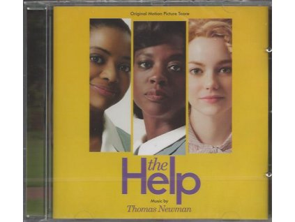 Černobílý svět (soundtrack - CD) The Help