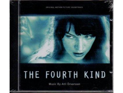 Čtvrtý druh (soundtrack - CD) The Fourth Kind
