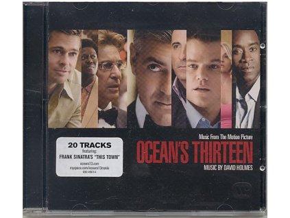 Dannyho parťáci 3 (soundtrack - CD) Oceans Thirteen