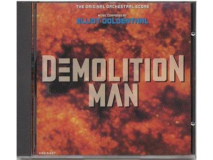 Demolition Man (soundtrack - CD)